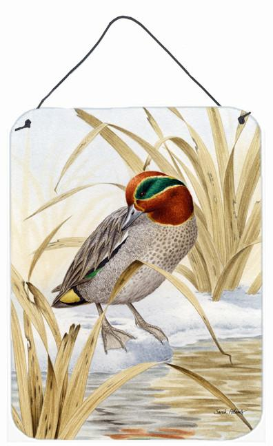 Buy this Eurasian Teal Duck Wall or Door Hanging Prints ASA2059DS1216