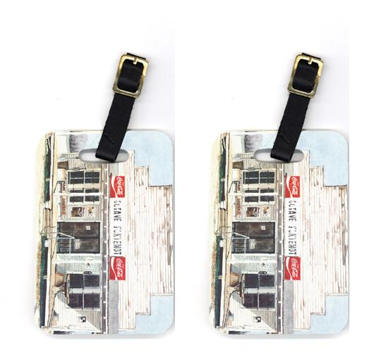 Buy this Pair of Octave Fontenot Luggage Tags