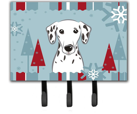 Buy this Winter Holiday Dalmatian Leash or Key Holder BB1706TH68
