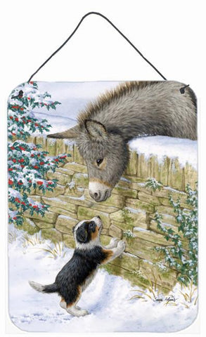 Buy this Pup & Donkey Wall or Door Hanging Prints ASA2073DS1216