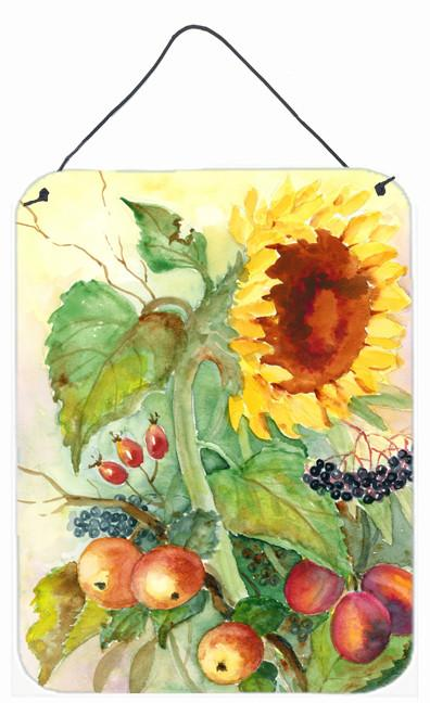 Buy this Autumn Flowers II by Maureen Bonfield Wall or Door Hanging Prints BMBO0699DS1216