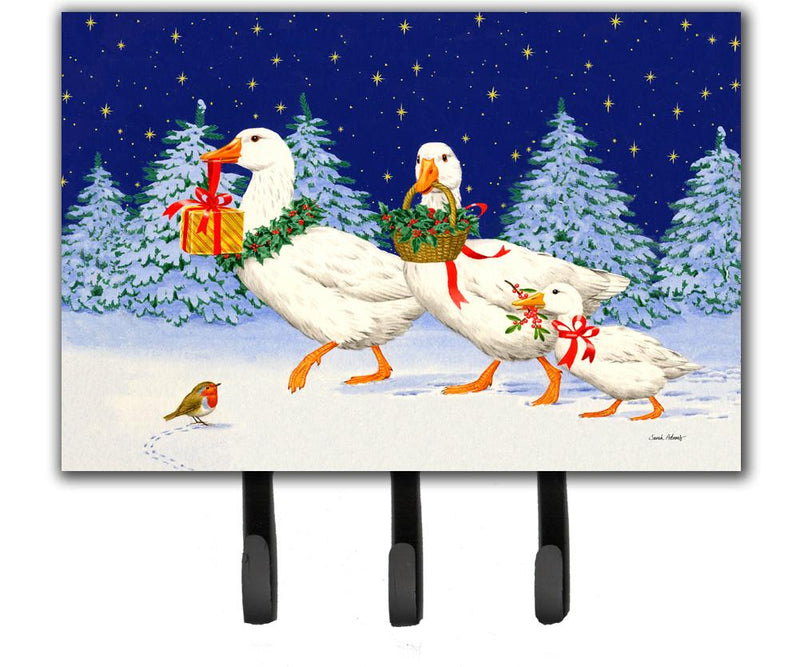 Buy this Three Geese & Gifts Leash or Key Holder ASA2170TH68
