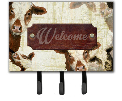 Buy this Welcome cow Leash or Key Holder SB3065TH68
