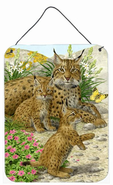 Buy this Lynx & Cubs Wall or Door Hanging Prints ASA2134DS1216