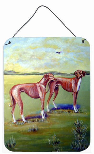 Buy this Azawakh Hound Aluminium Metal Wall or Door Hanging Prints