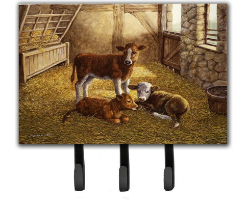 Buy this Cows Calves in the Barn Leash or Key Holder BDBA0179TH68