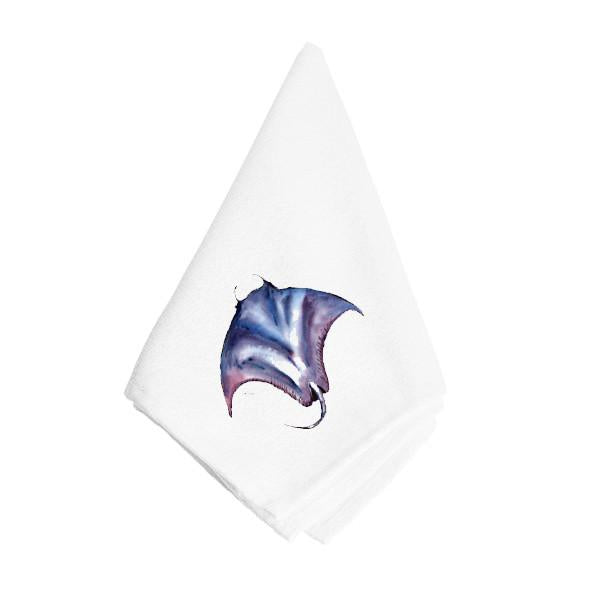 Buy this Blue Stingray Napkin 8353NAP