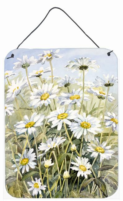 Daisies by Bettie Cheesman Wall or Door Hanging Prints CBC0043DS1216 by Caroline's Treasures
