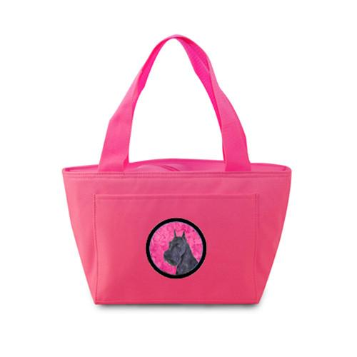 Pink Schnauzer  Lunch Bag or Doggie Bag SS4799-PK by Caroline's Treasures