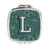 Letter L Back to School Initial Compact Mirror CJ2010-LSCM by Caroline's Treasures
