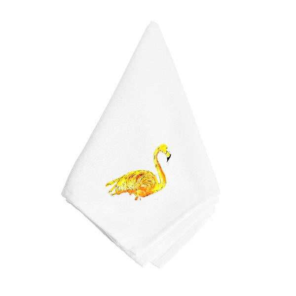 Buy this Yellow Flamingo Napkin 8872NAP