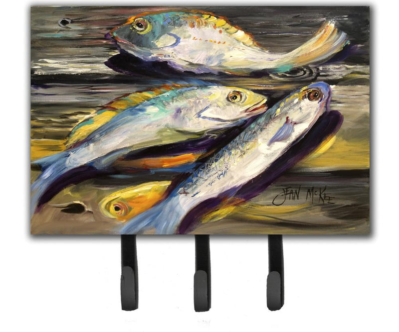 Buy this Fish on the Dock Leash or Key Holder JMK1116TH68