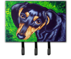 Buy this Tootsie Dachshund Leash or Key Holder AMB1173TH68