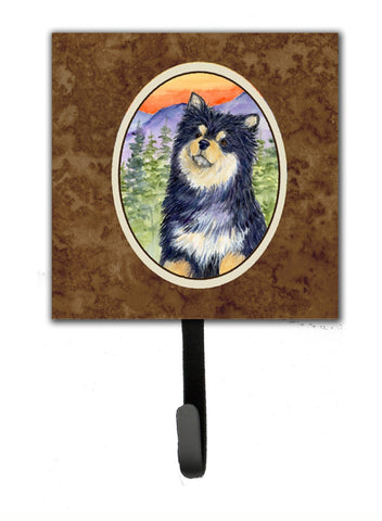 Buy this Finnish Lapphund Leash Holder or Key Hook