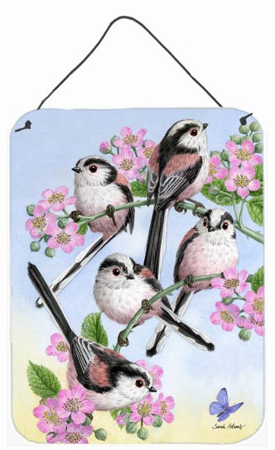 Buy this Party of 5 Long Tailed Tits Wall or Door Hanging Prints ASA2163DS1216