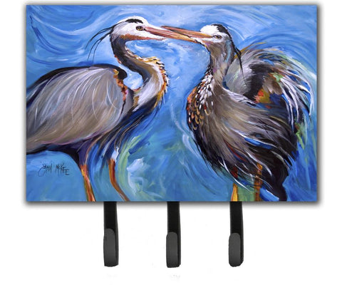 Buy this Blue Heron Love Leash or Key Holder JMK1011TH68