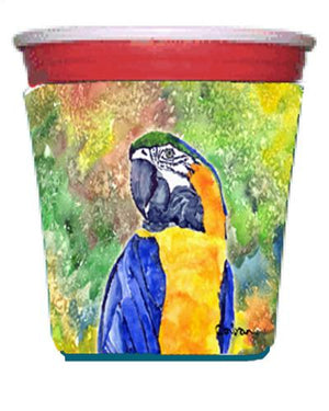 Buy this Parrot Head Yellow Red Solo Cup Hugger 8600-2RSC