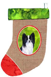 Buy this Papillon Christmas Stocking SS2067