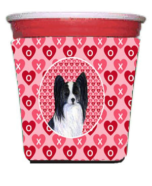 Buy this Papillon  Red Solo Cup Beverage Insulator Hugger