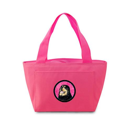 Pink Tibetan Mastiff  Lunch Bag or Doggie Bag SS4788-PK by Caroline's Treasures