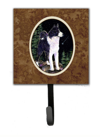 Buy this Starry Night Karelian Bear Dog Leash Holder or Key Hook
