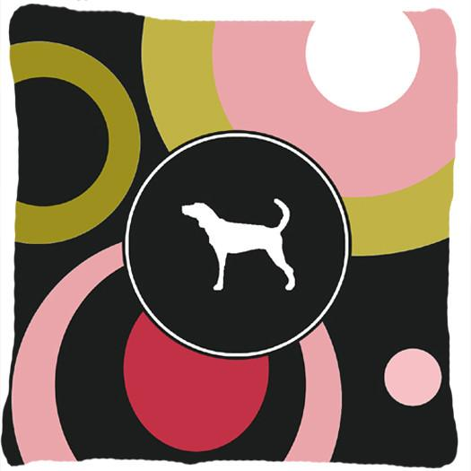 Buy this Plott Hound Decorative   Canvas Fabric Pillow