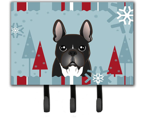 Buy this Winter Holiday French Bulldog Leash or Key Holder BB1723TH68