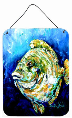 Buy this Lucky Blue Gill Fish Wall or Door Hanging Prints MW1199DS1216