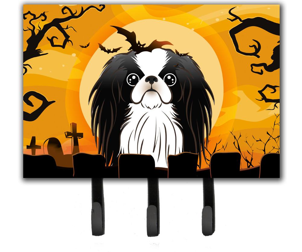 Halloween Japanese Chin Leash or Key Holder BB1788TH68 by Caroline's Treasures