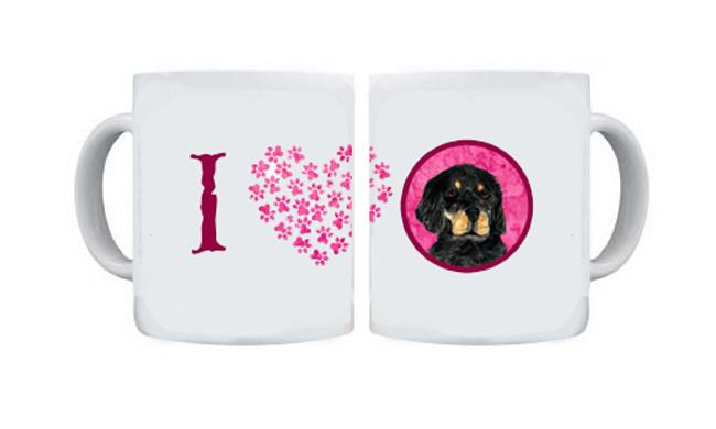 Buy this Gordon Setter  Dishwasher Safe Microwavable Ceramic Coffee Mug 15 ounce SS4791