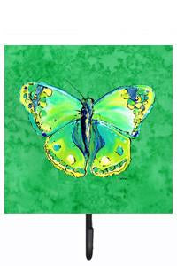 Buy this Butterfly Green on Green Leash or Key Holder