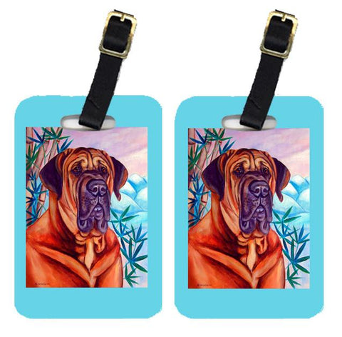 Buy this Pair of 2 Tosa Inu Luggage Tags