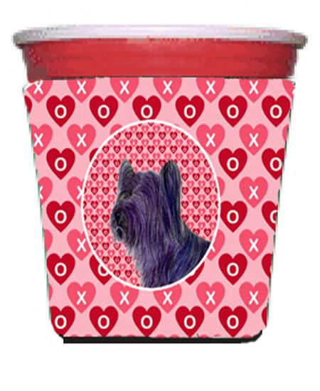Buy this Skye Terrier  Red Solo Cup Beverage Insulator Hugger