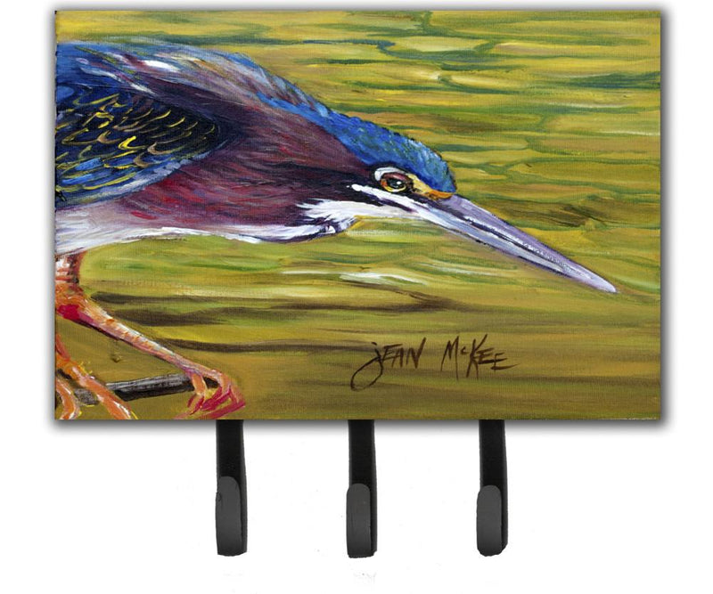 Buy this Green Heron Leash or Key Holder JMK1016TH68