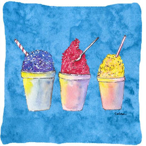 Buy this Snowballs   Canvas Fabric Decorative Pillow
