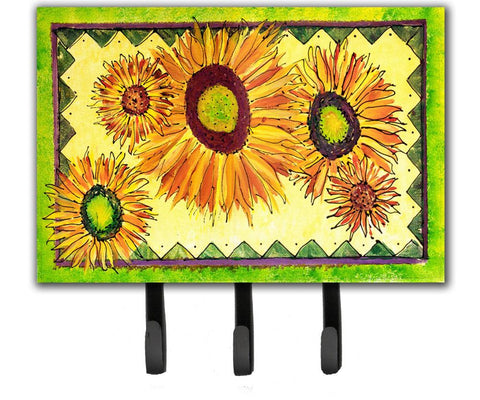 Buy this Flower - Sunflower Leash Holder or Key Hook