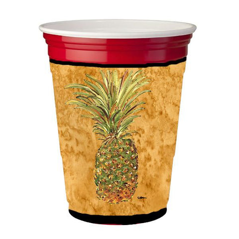 Buy this Pineapple  Red Solo Cup Beverage Insulator Hugger