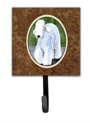 Buy this Bedlington Terrier Leash Holder or Key Hook