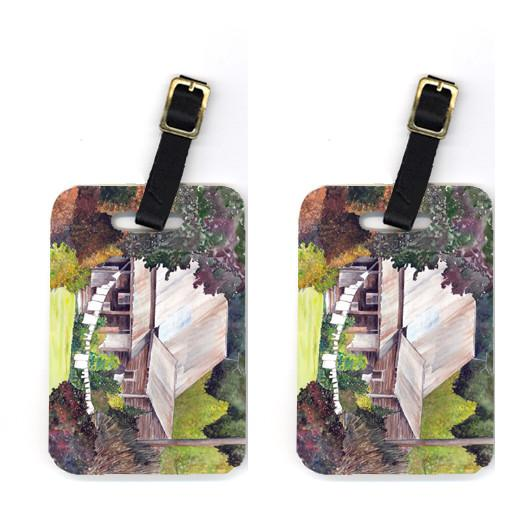 Buy this Pair of Wash Day Luggage Tags