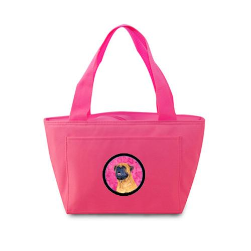 Pink Mastiff  Lunch Bag or Doggie Bag SS4796-PK by Caroline's Treasures