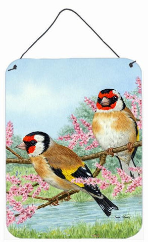 Buy this European Goldfinches Wall or Door Hanging Prints ASA2119DS1216