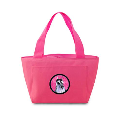 Pink Schnauzer  Lunch Bag or Doggie Bag SS4753-PK by Caroline's Treasures