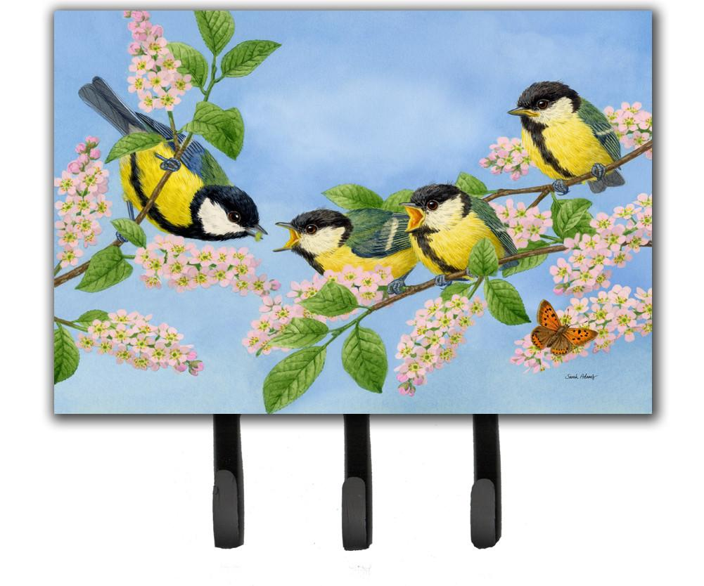 Buy this Great Tit Family of Birds Leash or Key Holder ASA2203TH68