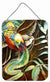 Buy this Mandarin Pheasant Wall or Door Hanging Prints JMK1204DS1216