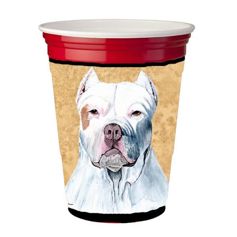 Buy this Pit Bull Red Solo Cup Beverage Insulator Hugger