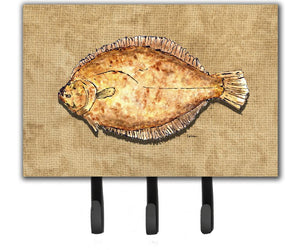 Buy this Flounder Leash or Key Holder