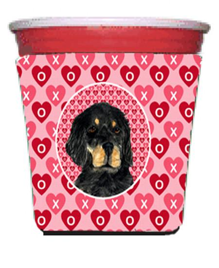 Buy this Gordon Setter  Red Solo Cup Beverage Insulator Hugger