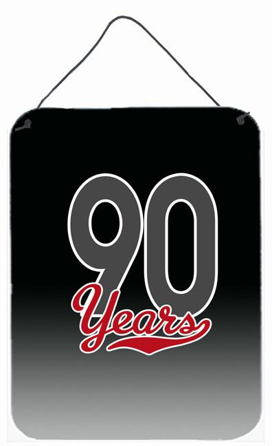 Buy this 90 Years Wall or Door Hanging Prints CJ1091DS1216