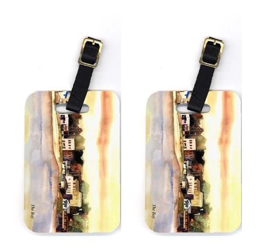 Buy this Pair of The Pass Luggage Tags