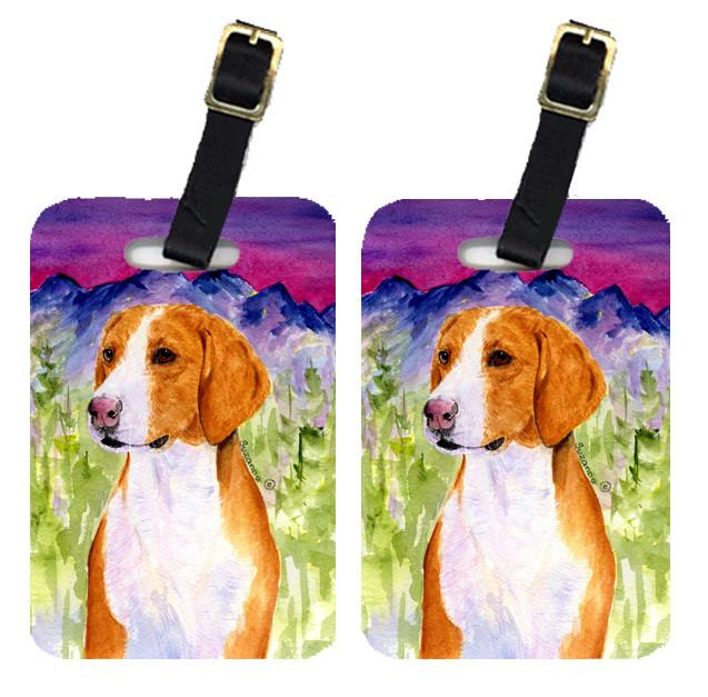 Buy this Pair of 2 Drever Luggage Tags